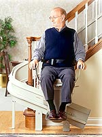 We Install Stair Lifts Designed to your Specifications